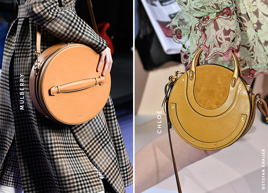 Circle Bag Runway
