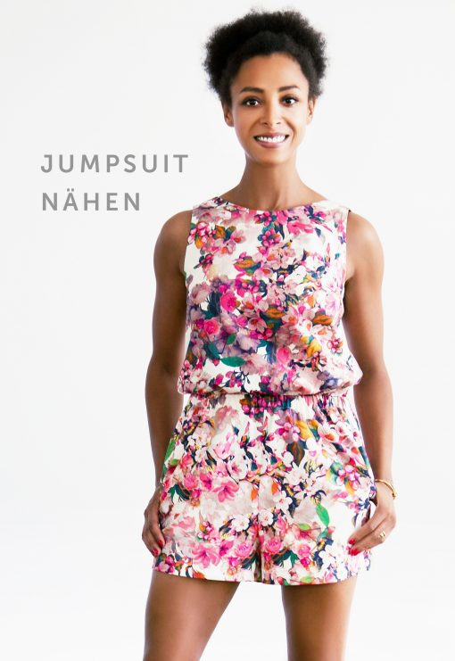 Schnittmuster Jumpsuit | Fashionmakery