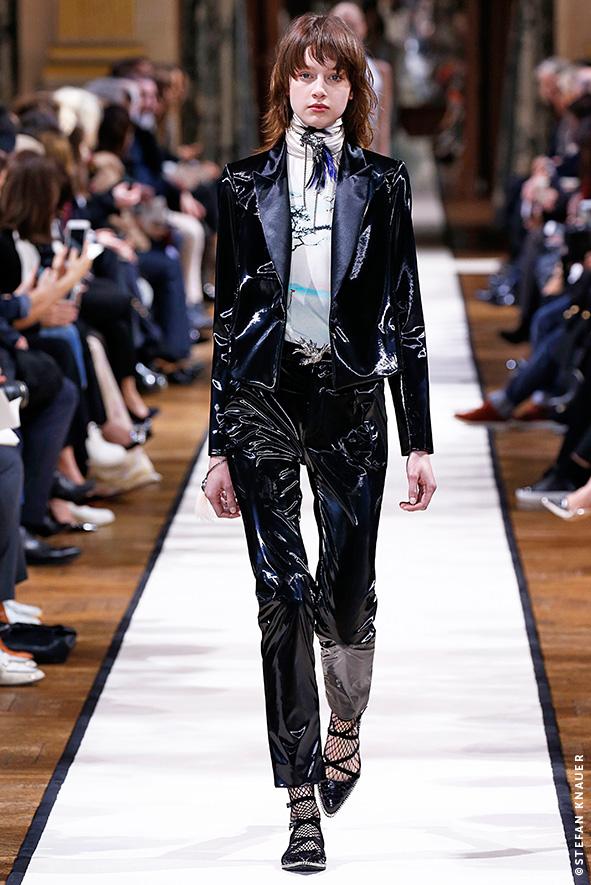 Femme Fatale im Male Look | Fashionmakery