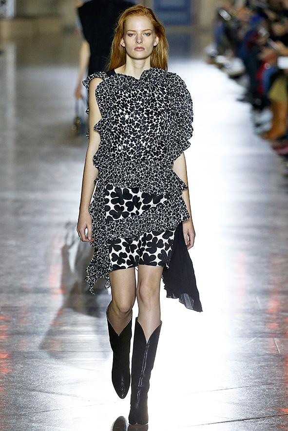 Givenchy-Kleid mit Flowerprint